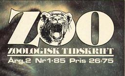 Zoologisk Tidskrift