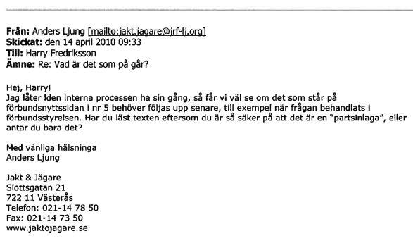 Från Anders Ljung 10-04-14